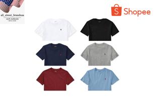 all about brandusa | เสื้อยืด Polo ralph lauren cotton T-shirt