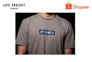 lifeprojectbkk | DREAMER - Everyday Tee