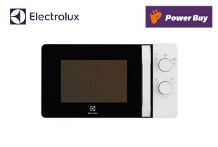ELECTROLUX ไมโครเวฟ (800 วัตต์,20 ลิตร,สีขาว) รุ่น EMM20K18GW