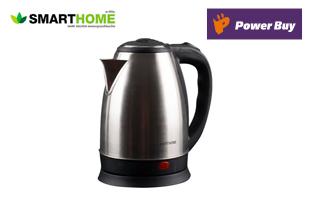SMART HOME กาต้มน้ำไฟฟ้า (1500วัตต์,1.8ลิตร)