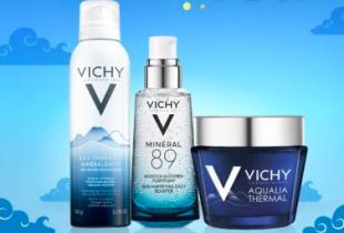 La Roche Posay and Vichy ลดทั้งร้านสูงสุด 40%