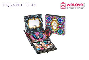 Urban Decay Alice Through the Looking Glass Eyeshadow Palette (limited รุ่นใหม่)