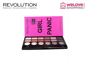 Makeup revolution girl panic eyeshadow
