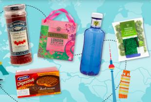 โปรโมชั่น ท็อปส์: Taste of Europe สั่งสินค้านำเข้าจากยุโรปได้แล้ววันนี้