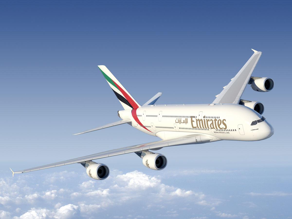 รับเงินคืน เมื่อจองตั๋วบิน สายการบิน เอมิเรสต์ หรือเมื่อสั่งซื้อสินค้าแบรนด์ Emirates