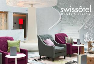 โปรโมชั่นลดราคา โรงแรมสวิสโซเทล (Swissôtel Hotels & Resorts) โรงแรมในเครือ Accor Hotels