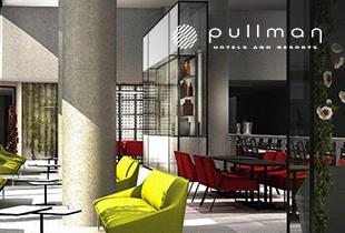 โปรโมชั่นลดราคา โรงแรมพูลแมน (Pullman Hotels & Resorts) โรงแรมในเครือ Accor Hotels