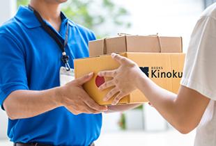 สั่งหนังสือ Kinokuniya | Economy delivery ราคาเริ่มต้นที่ 60บาท /ครั้ง (กรุงเทพฯ ปริมณฑล) ต่างจังหวัด 110บาท