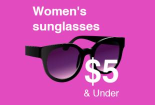 ส่วนลด ebay โปรโมชั่น Women's sunglasses Under $5 แว่นกันแดดแฟชั่นผู้หญิง ราคาไม่เกิน 200 บาท