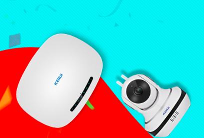 ส่วนลด aliexpress กล้องวงจรปิดลดราคาสูงสุด 70% โปรโมชั่นจากร้าน KERUI Official Store