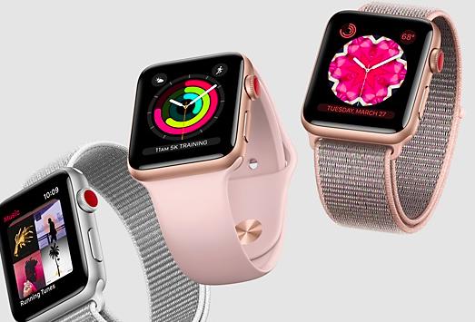 เพาเวอร์บาย โปรโมชั่น ใหม่! Apple Watch Series 3 GPS + Cellular ผ่อน 0%
