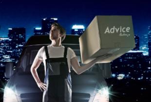 Advice Online Promotion เอาใจคนนอนดึก ขยายเวลาสั่งสินค้าได้ถึงเที่ยงคืน ส่งฟรี! ถึงตี 3 ทุกวัน