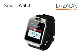 Smart Watch รุ่น DZ09 นาฬิกาโทรศัพท์มีกล้อง