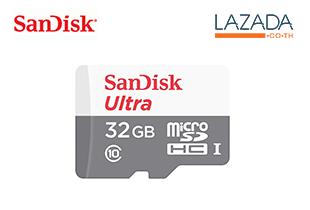 MicroSD 32GB Ultra Class 10 80MB/S