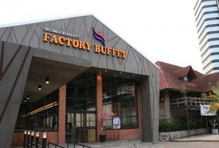 โปรโมชั่น eatigo แฟคทอรี่ บุฟเฟ่ต์ (Factory Buffet) รับส่วนลดสูงสุด 50%