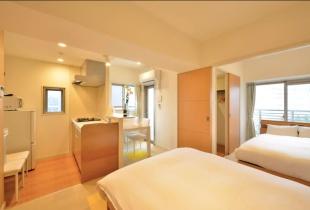airbnb ส่วนลด ที่พักในเมืองฟุกุโอกะ อพาร์ตเม้นทั้งหลัง เพียงคืนละ 2,100 บาท