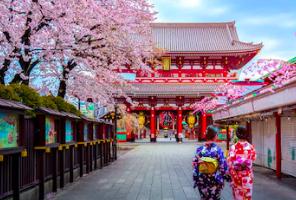 ส่วนลด expedia โปรโมชั่น กรุงเทพฯ-โตเกียว แพ็กเกจ 5 วัน 4 คืน เริ่มเพียง 21,216 บาท กับ Japan Airlines