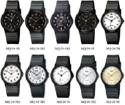 โค้ดส่วนลด Shopee นาฬิกา Casio Standard รุ่น MQ-24 ลดราคา 70%  ลดเพิ่มอีก 100 บาท เมื่อใช้โค้ด NEWJAWA