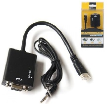 โปรโมชั่น Shopee 11.11 HDTV HDMI To VGA พร้อม เสียง Aduio HD รุ่นนิยม ลดราคา 54% เหลือเพียง158 บาท  รับส่วนลดเพิ่มอีก 100 บาท แค่ใส่โค้ด NEWTOEG