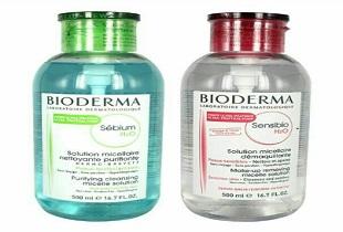 ส่วนลด 11.11 ช็อปปี้ Bioderma Sensibio /Sebium H2O Make-Up Removing Micelle Solution 500ml. ลดราคา 58% รับส่วนลดเพิ่ม 100 บาท เมื่อใช้โค้ด NEWSFS