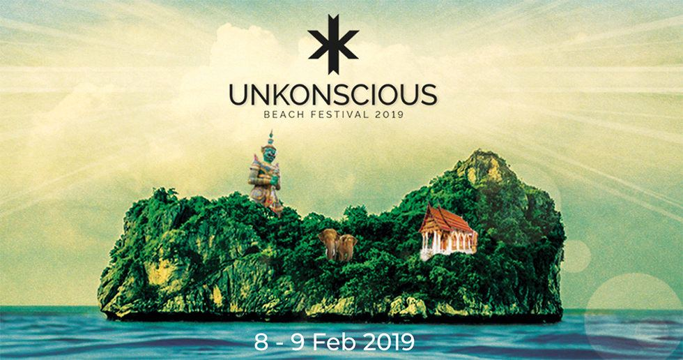 Unkonscious Beach Festival 2019