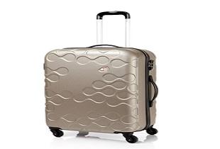 JD Central 11.11 ส่วนลด KAMILIANT กระเป๋าเดินทาง รุ่น HARRANA SPINNER 67/24 TSA ขนาด 24 นิ้ว สี IVORY GOLD ลดราคา 70% จาก 3,990 บาท เหลือเพียง 1,211 บาท เท่านั้น