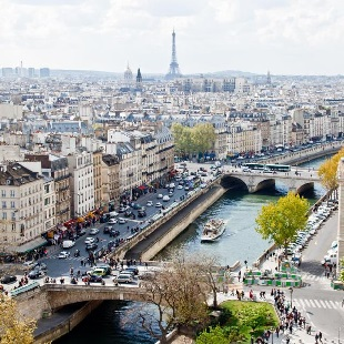 Promotion Booking จองที่พักใน Paris เริ่มต้นเพียง 1,355 บาท มีที่พักให้เลือกกว่า 1,487 แห่ง
