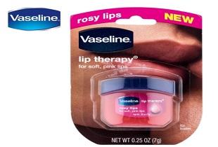 โปรโมชั่น Shopee Vaseline Lip Therapy ลิปช่วยดูแลริมฝีปากสุดฮิต ร้าน skinfoodshopping ลดราคาเหลือเพียง 70 บาท จากปกติ 180 บาท ลดเพิ่มอีก 20% ใส่โค้ด HBYAY