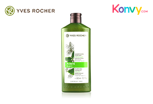 Yves Rocher Purity Purifying Shampoo for Oily Hair 300ml