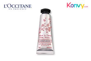 L'Occitane Fleurs De Cerisier Cherry Blossom Hand Cream 10ml