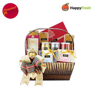 Blissful Hamper: Healthy Hamper by THAMM HT-5
