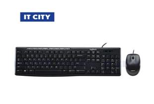 โปรโมชั่น JD Central Logitech Media Desktop MK200 ลดราคา 18% เหลือเพียง 490 บาท